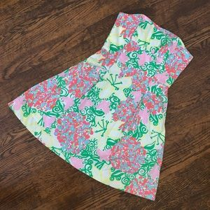 Lilly Pulitzer Blossom Floral Dress